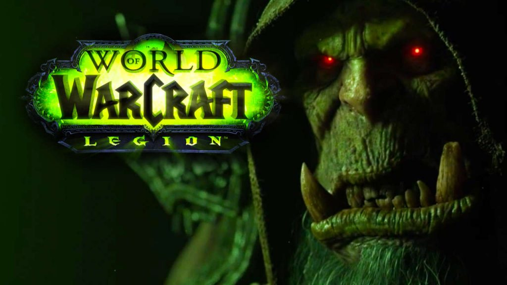 About WoW Legion