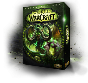 WoW Legion EXPANSION FEATURES